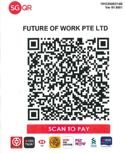 Future of Work Pte. Ltd. SGQR